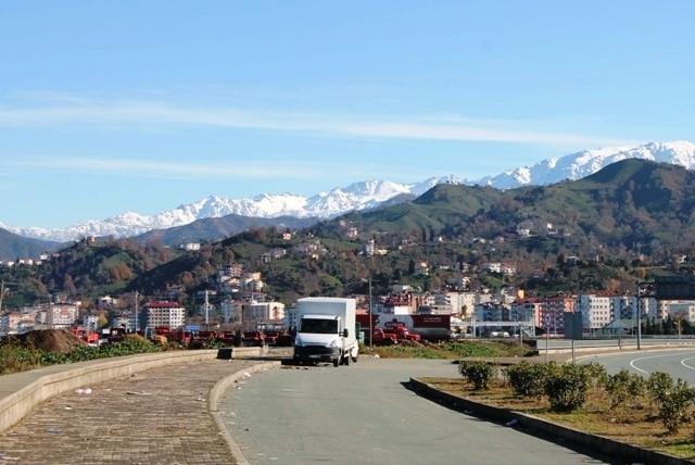 W drodze do Gruzji