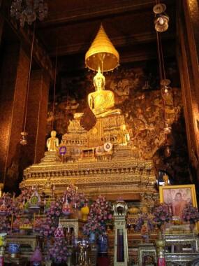 Świątynia buddyjska Wat Pho