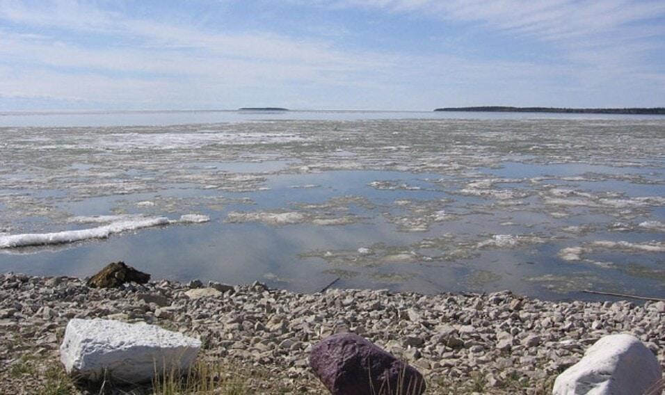 10 największych jezior na świecie