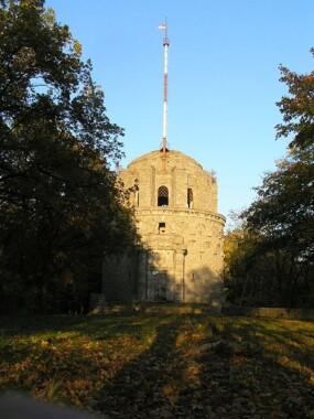 Wieża Bismarcka w Szczecinie