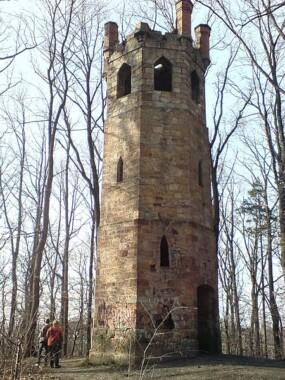 """Wieża widokowa """"Jenny"""" w Bolesławcu"""