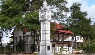 Wieża zegarowa w Victorii (Seszele)