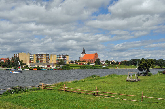Miasto Wolin