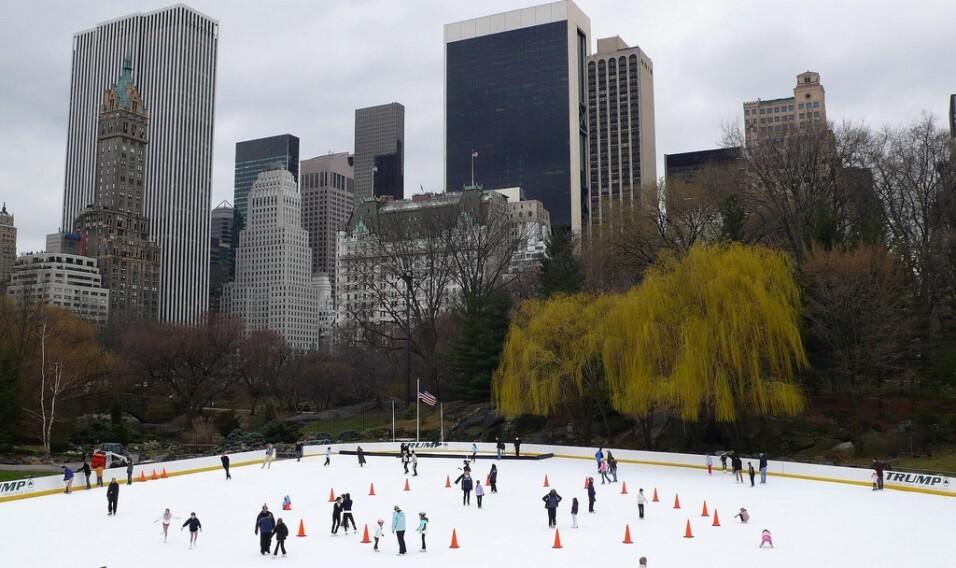 Wollman Skating Rink, Central Park – Nowy Jork
