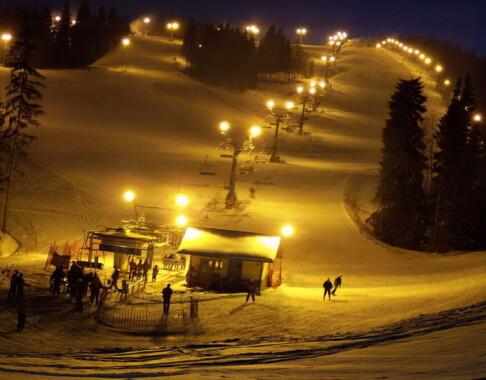 Wyciąg narciarski Kotelnicy