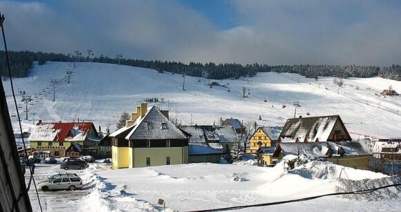 Wyciągi narciarskie w Zieleńcu (Duszniki-Zdrój)