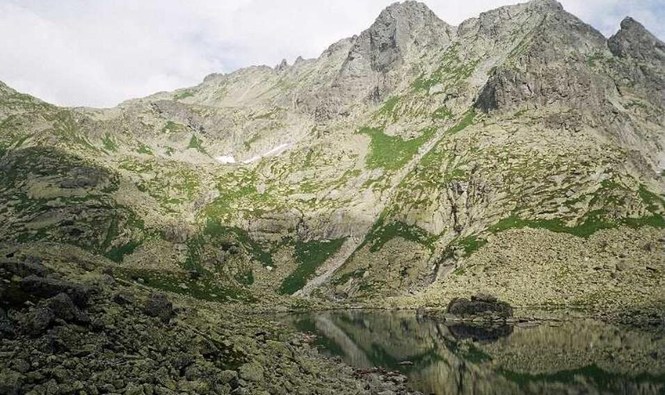 Żabia Turnia Mięguszowiecka – 2335 m n.p.m.