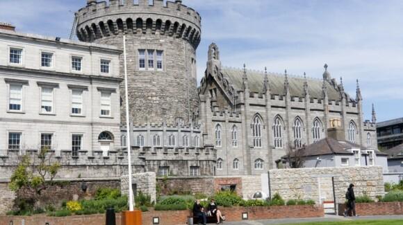 Zamek Dubliński