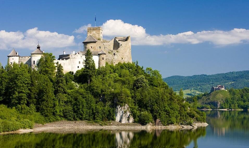 5 najpiękniejszych zamków w Polsce, które trzeba zobaczyć