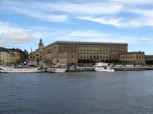 Zamek Królewski w Sztokholmie