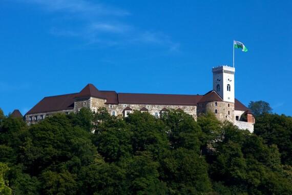 Zamek Lublana