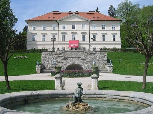 Zamek Tivoli w Lublanie