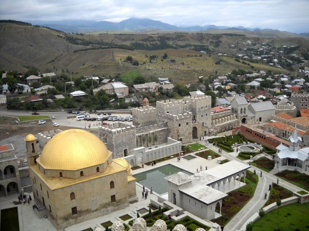 Zamek w Achalciche