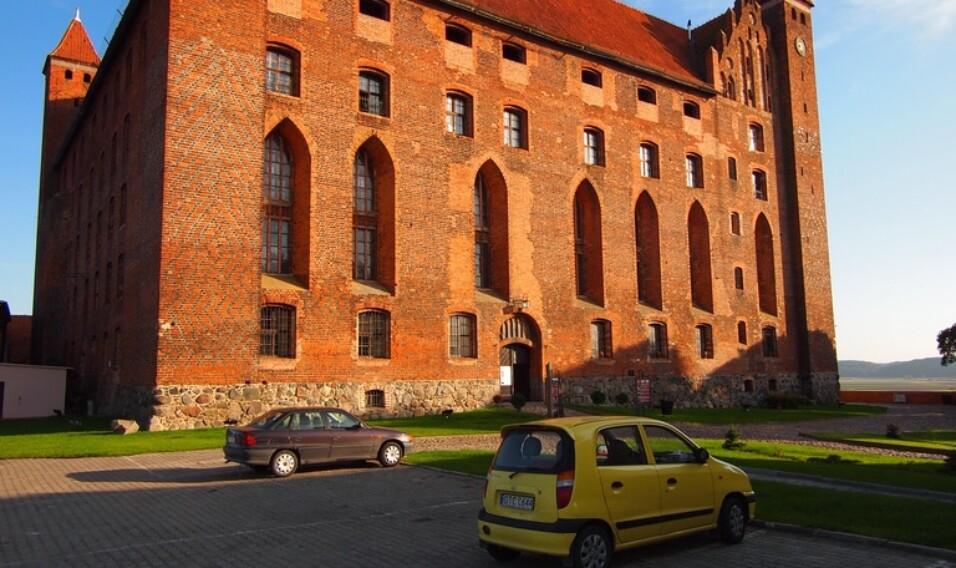 Zamki krzyżackie Kujaw i Pomorza Gdańskiego
