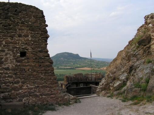 Zamek na Węgrzech