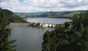 11 największych zapór wodnych w Polsce