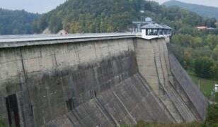 Zapora wodna w Solinie