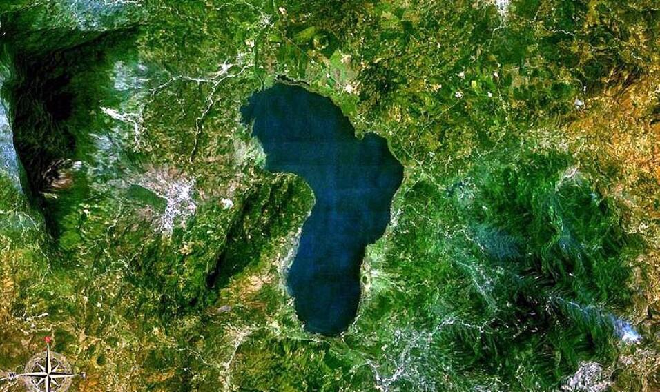 Jezioro Yojoa