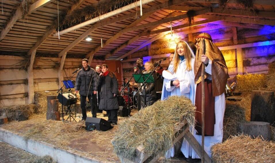 8 najciekawszych szopek bożonarodzeniowych w Polsce